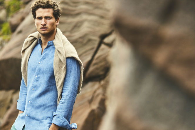 The Pick: The best casual linen summer shirt
