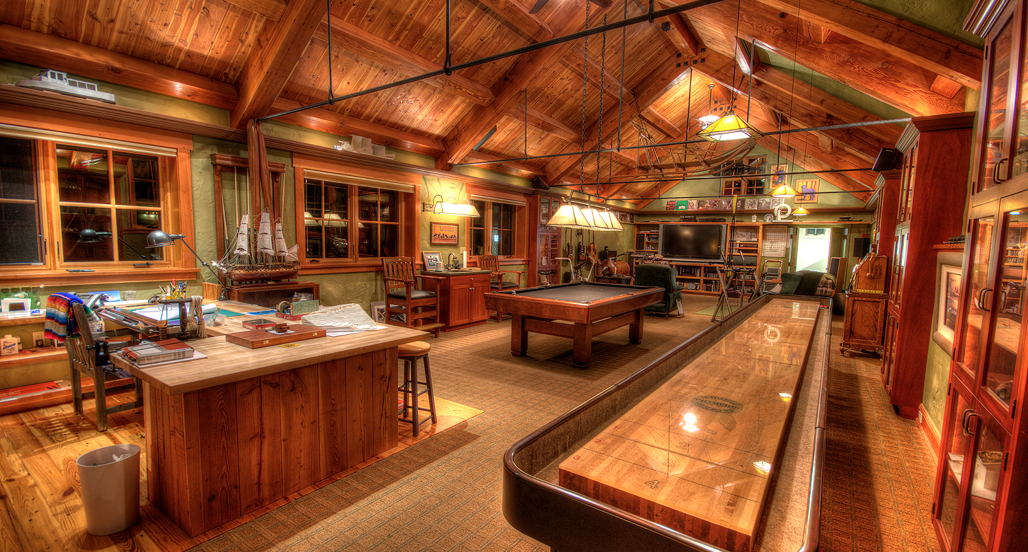 Ultimate Man Cave Furniture : Tips for creating the ultimate man cave gentleman s journal