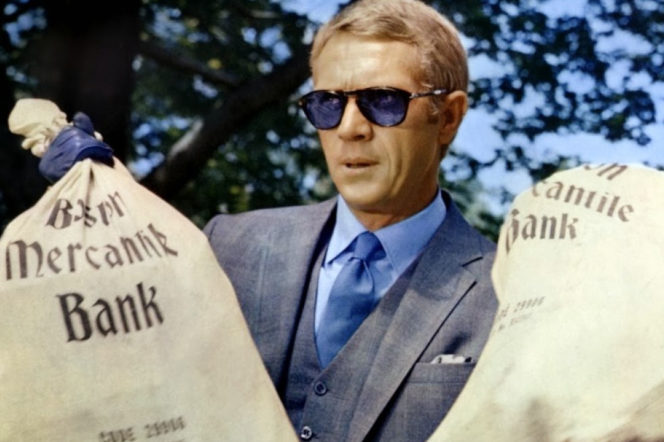 69272315d865 The Pick: Steve McQueen's Persol Sunglasses | Gentleman's Journal