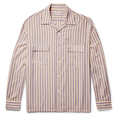 fa46677de550 You should be wearing a wide-striped shirt | Gentleman's Journal