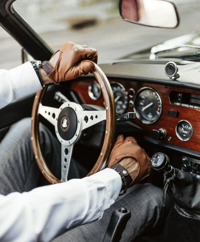 how to wear driving gloves best leather