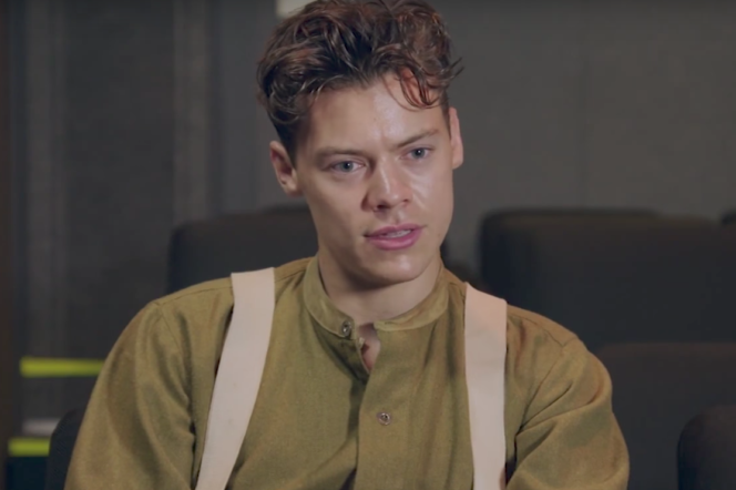 How to get Harry Styles' 'Dunkirk' hairstyle