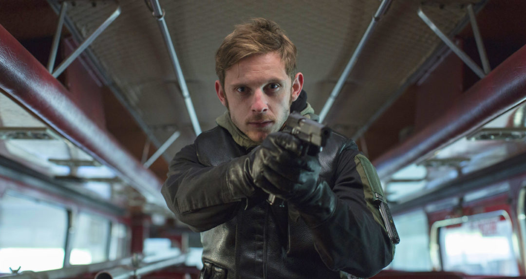 """Jamie Bell interview: """"I don't do well under pressure"""""""