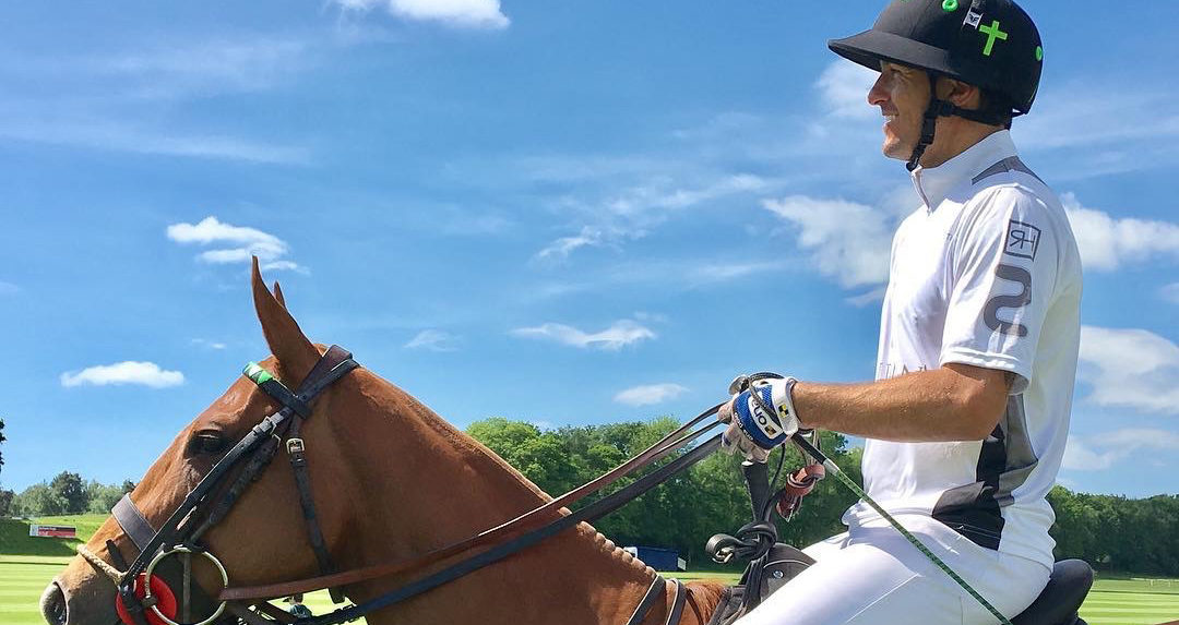 US Polo Captain Nic Roldan talks training, Britishness and the evolution of his sport