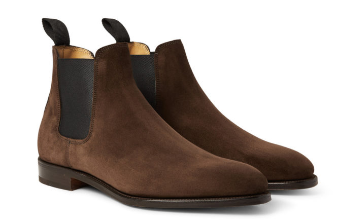 Six pairs of shoes every gentleman needs