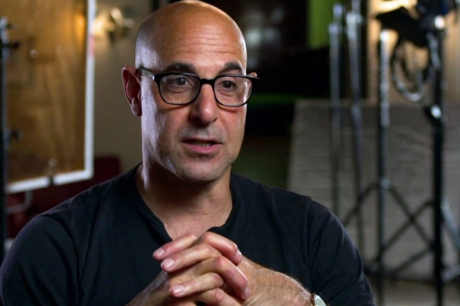 """Stanley Tucci Interview: """"Being brilliant at what you do doesn't gives you the licence to be cruel to people"""""""