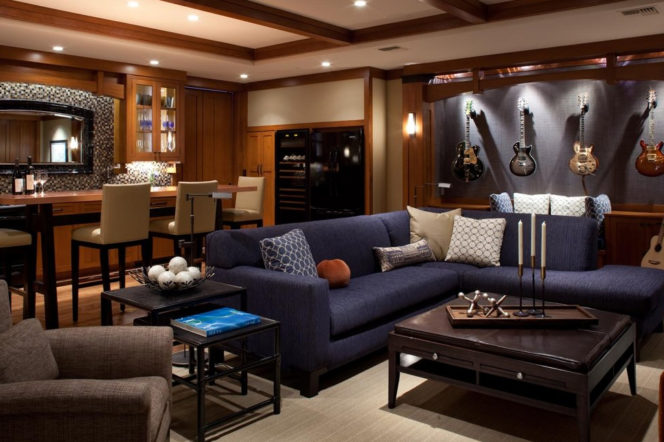 Tips for creating the ultimate man cave