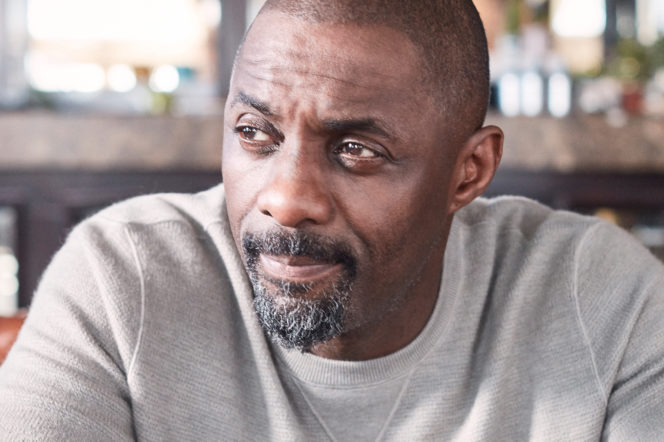 "Idris Elba interview: ""I've got a body and brain that think I'm younger than I am"""