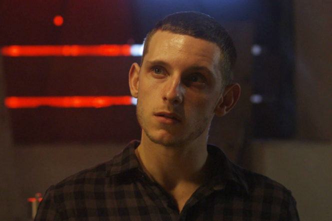 "Jamie Bell interview: ""I don't do well under pressure"""