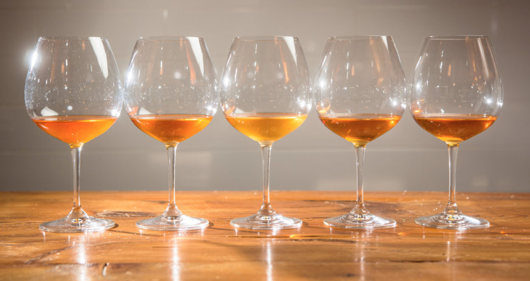 Is 'orange wine' the trend to see out summer?