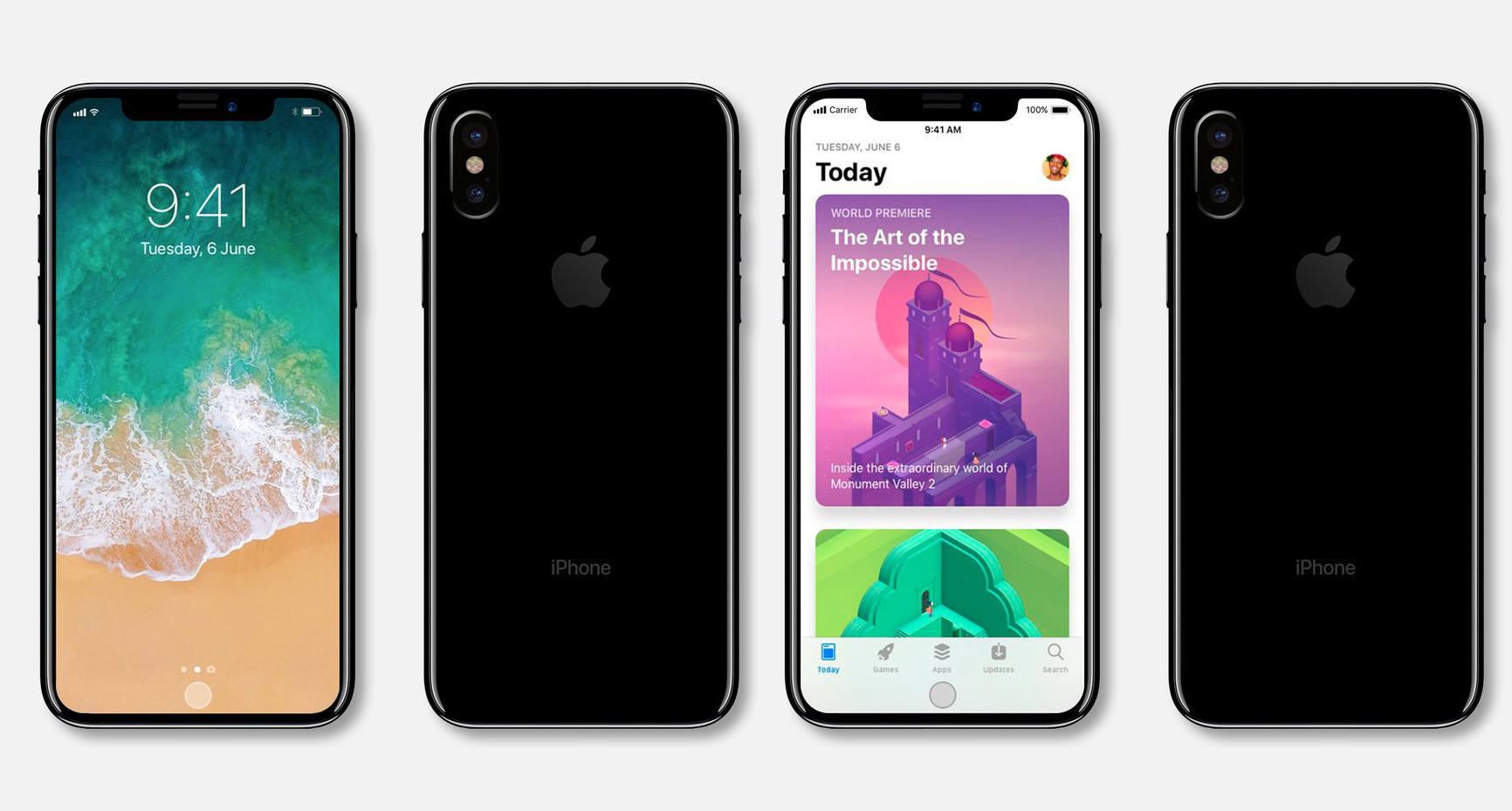 IPhone 8 What We Learned From The Leak