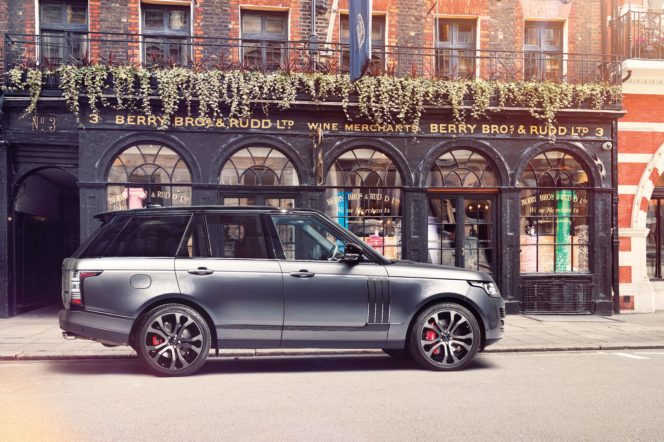 Are these the most exclusive streets in London?