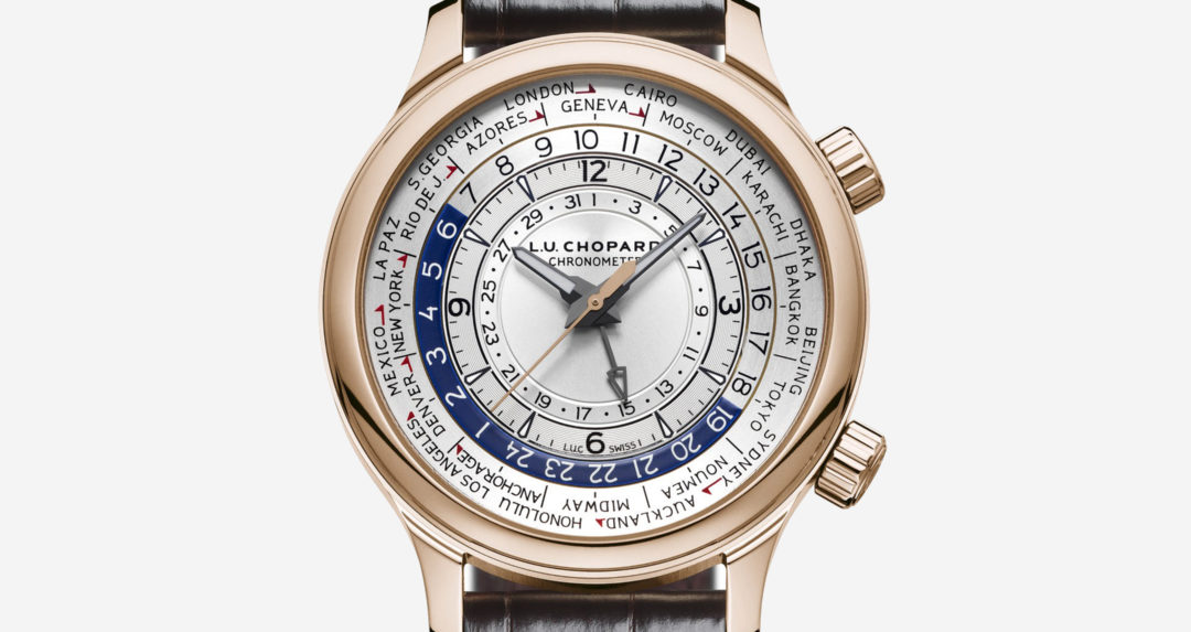 The Pick: The essential watch for the jet-setting gentleman
