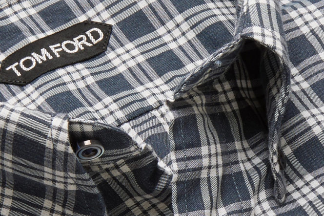 The pick: A checked shirt for everyday wear