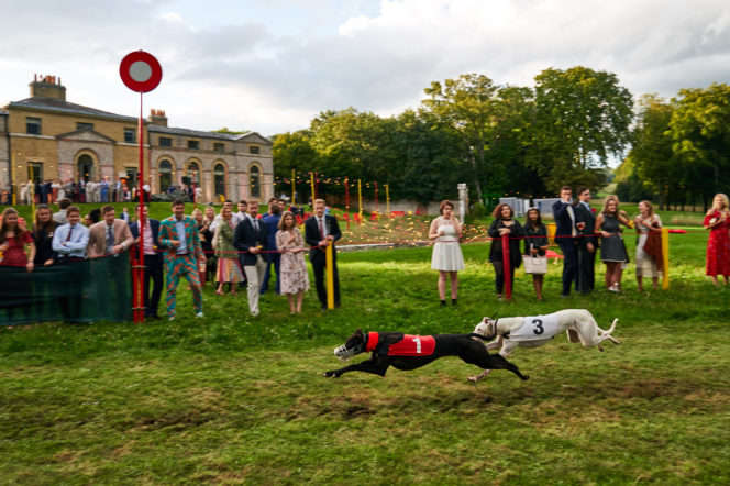 Dancing at the Doghouse party closes Glorious Goodwood