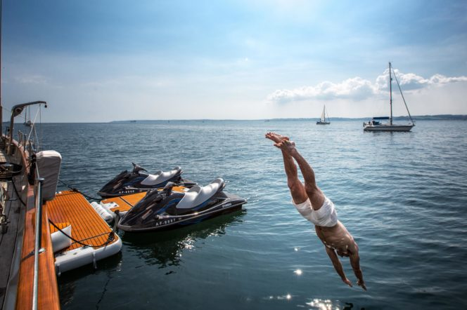 Floating your boat: Introducing the Nautibuoy
