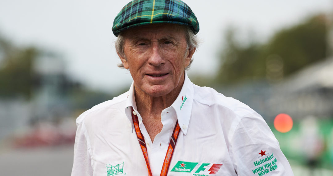 """Sir Jackie Stewart: """"I'd like to see a South African Grand Prix"""""""