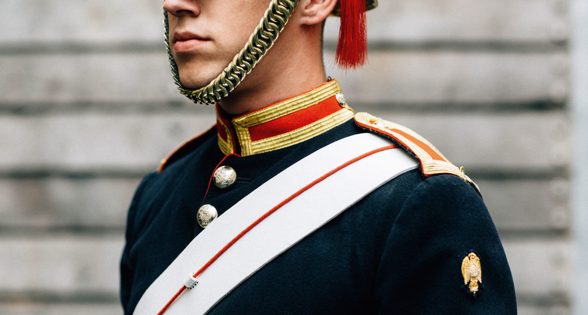 Inside the Household Cavalry