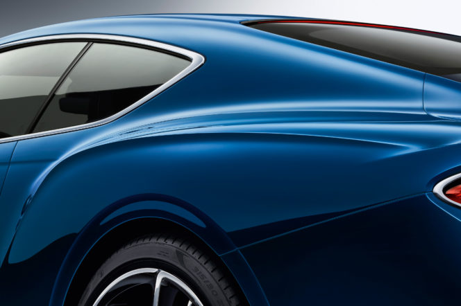 Bentley reveal their definitive Continental GT