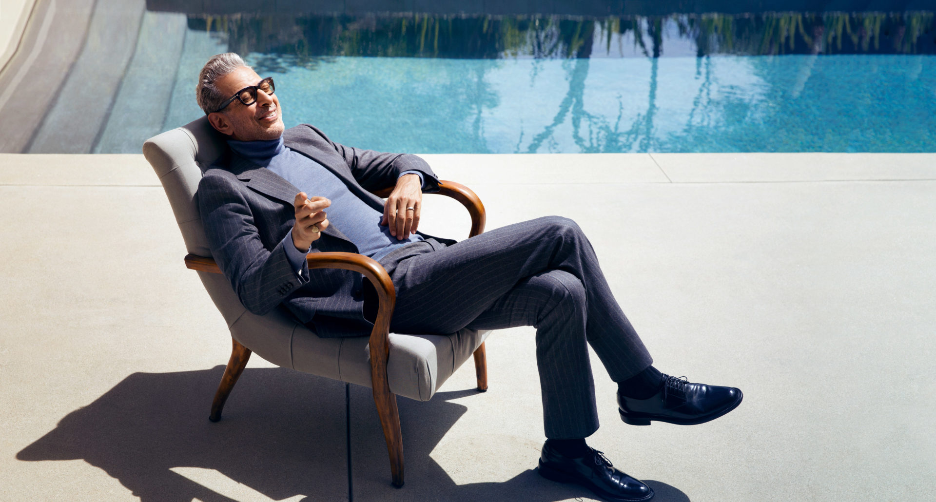 Jeff Goldblum talks dinosaurs, Thor and losing his virginity