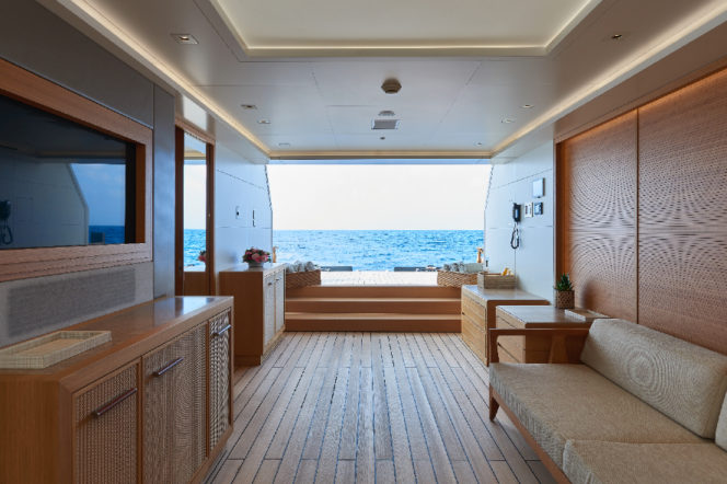 Is this luxury superyacht the most versatile vessel on the water?