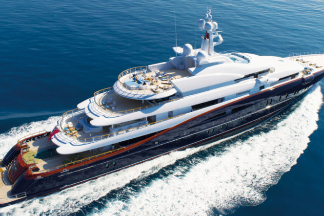 Superyacht broker Jamie Edmiston talks business, boats and the future of luxury travel