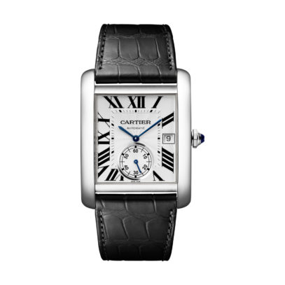 Cartier's Tank: 100 years of the iconic wristwatch