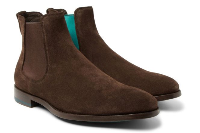 The Pick: A suitably stylish pair of Chelsea Boots