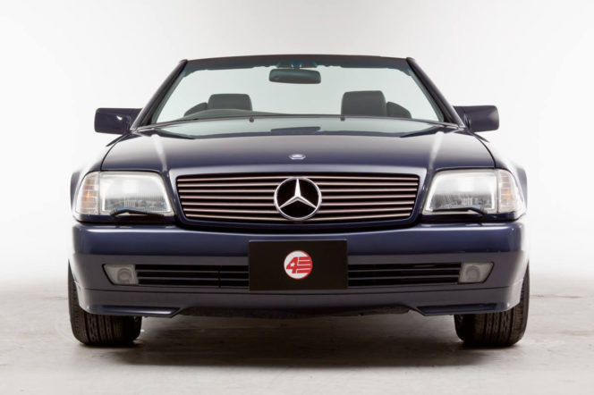 Why the Mercedes-Benz SL is the perfect four-wheeled investment