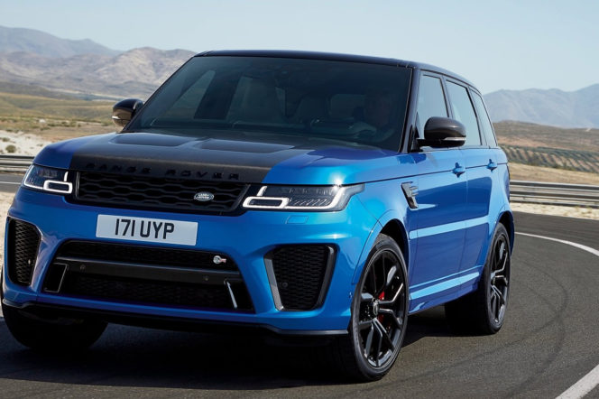 The new Range Rover Sport will be the brand's first plug-in hybrid