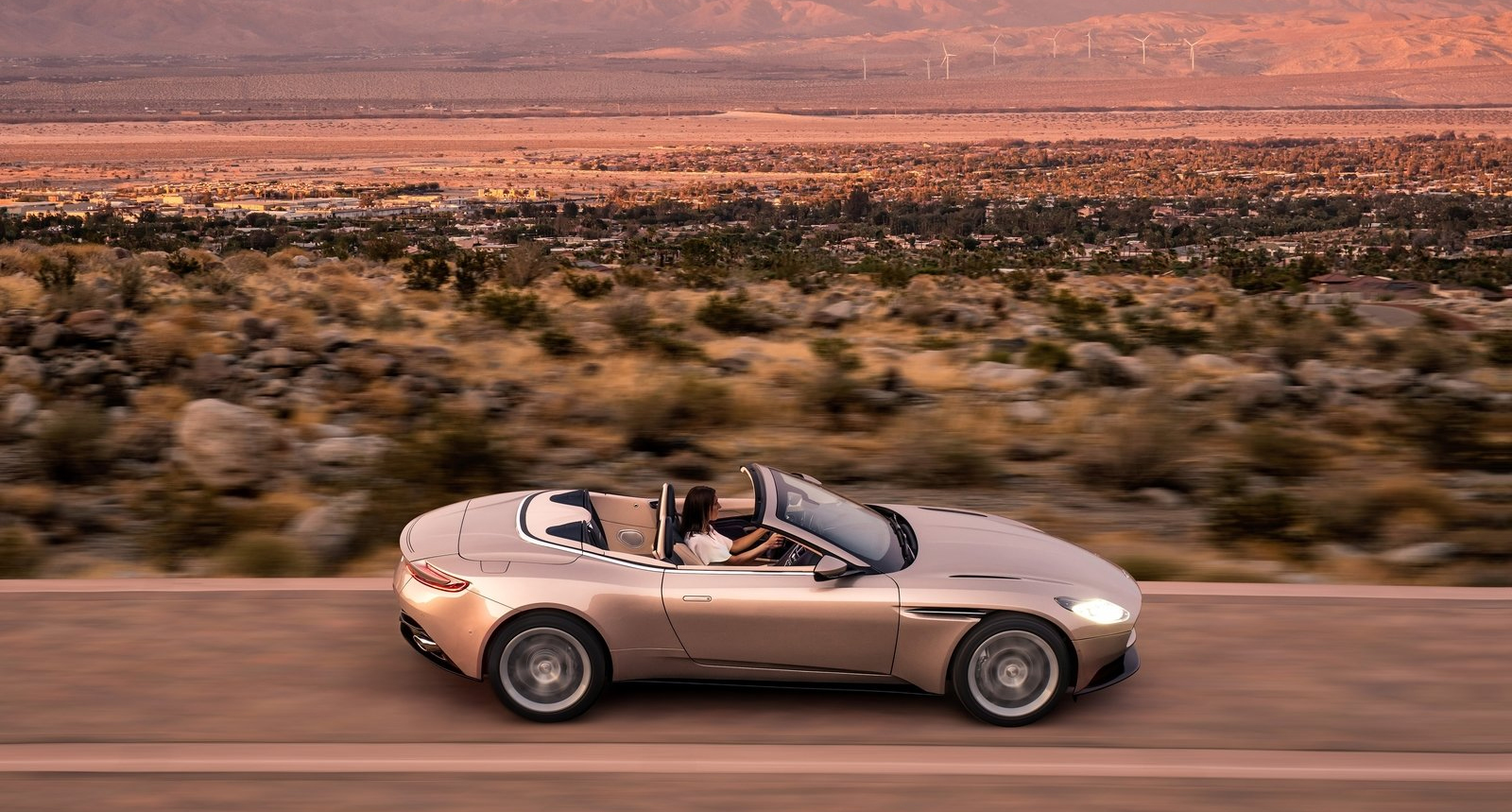 The Aston Martin Db11 Volante Is A Convertible With Class Gentleman S Journal
