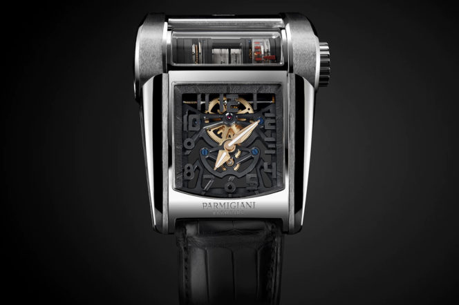 One to watch: Parmigiani Fleurier's Bugatti Type 390