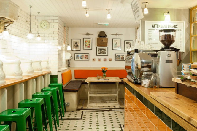 5 of the best coffee bars in London