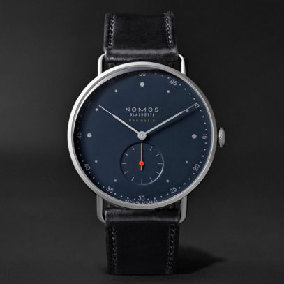 NOMOS Glashütte's 'At Work' collection is a promotion for your wrist