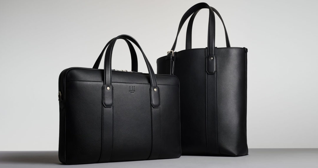 Introducing dunhill's Hampstead and Duke 'Black' collections