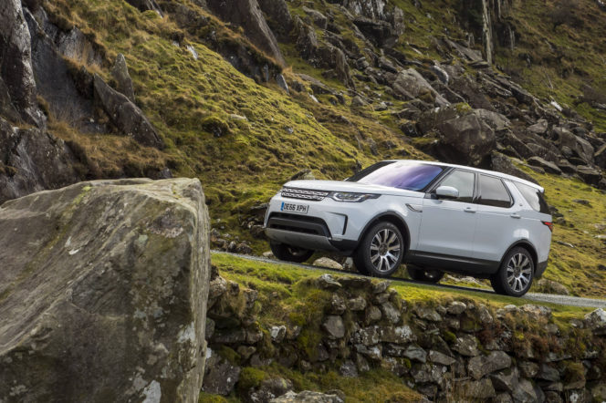 Land Rover's newest Discovery is king of the hill