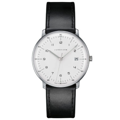 Why you should be wearing a Junghans watch on your wrist