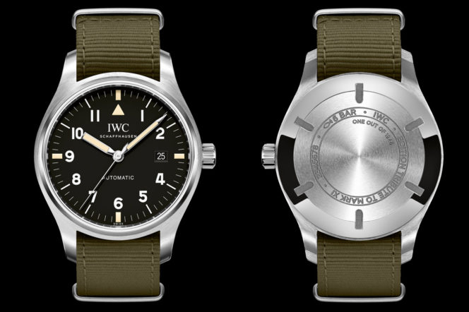 The Pick: The heritage wristwatch with an indestructible strap