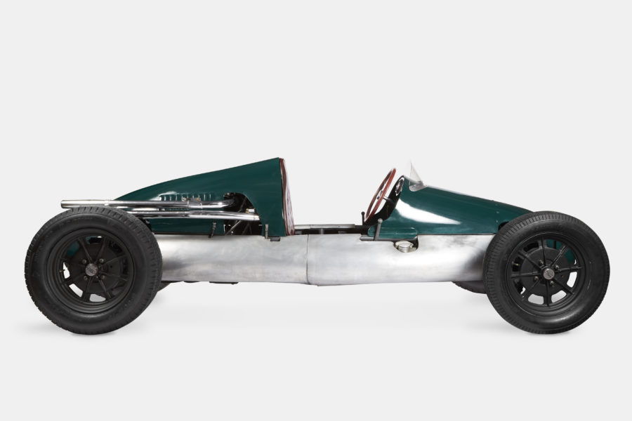 9 Albemarle Street Puts A Historic 1950s Cooper Racing Car Up For Sale