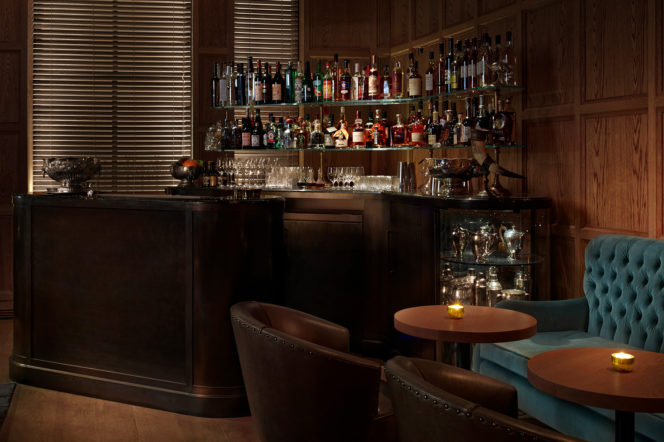 The best London hotel cocktail bars