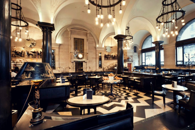 5 London restaurants that will remain timeless