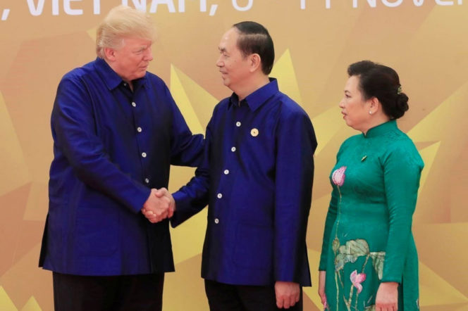 10 facts you need to know about Donald Trump's visit to Asia
