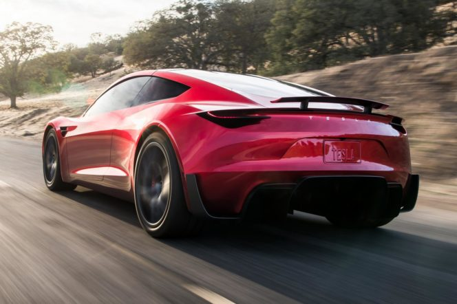 Everything you need to know about the new Tesla Roadster