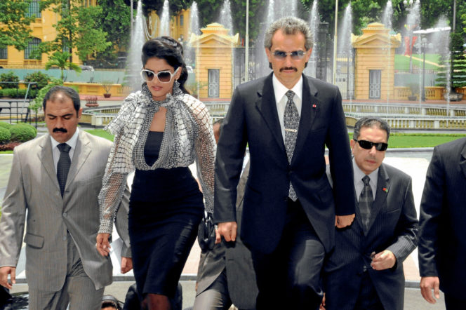 The amazing life of Prince Al-Waleed bin Talal