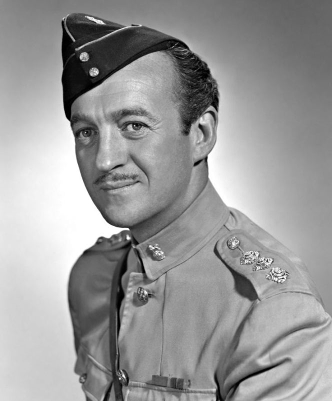 David Niven – A life well lived
