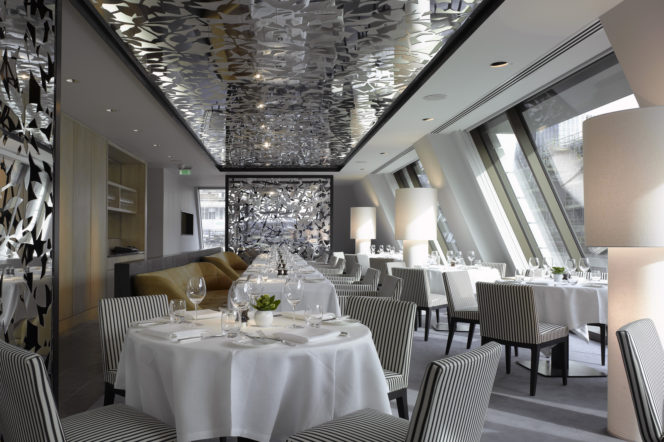 The London restaurant to visit this week: Angler