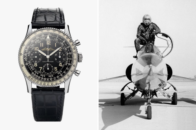 Breitling: The military's choice