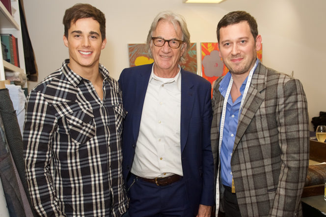 Gentleman's Journal and Paul Smith host a party at Westbourne House