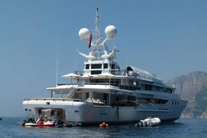 Wrecks to riches: Aboard the superyachts restored to their former glories