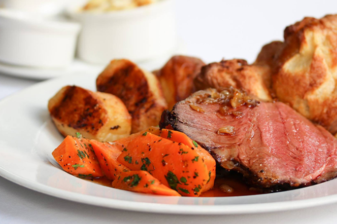10 best Sunday lunches in London